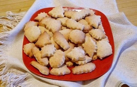 Печенье на сметане. Что может быть лучше домашнего свежеиспеченного печенья (2)