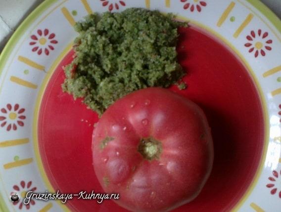 Рецепт зеленой сванской соли
