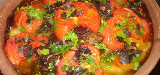Чанахи из баранины в кеци (2)