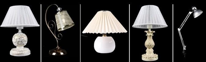 Приемлемые цены на настольные лампы высокого качества от интернет-магазина splendid-ray.ua (2)