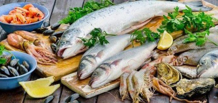 Рыба и морепродукты в интернет-магазине «Frost-fish»