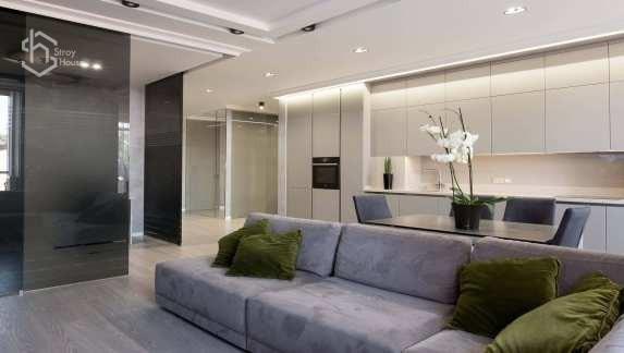 Stroy House - это ремонтно-строительная компания из Одессы с выгодными ценами